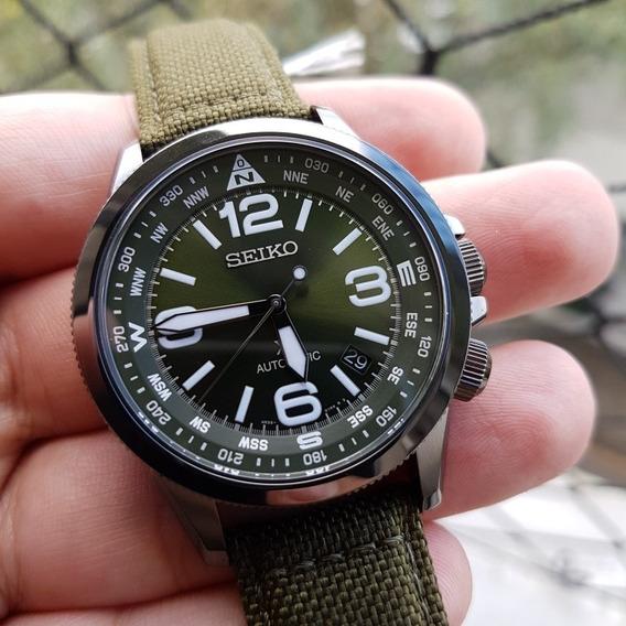 Relógio Seiko Prospex Srpc33 Ñ Alpinist Turtle Skx Sarb