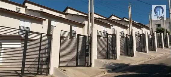 Sobrado Novo Em Caieiras, Ótima Localização Em Área Com Muito Verde Com Fácil Acesso As Escolas, Comércios Segurança Conforto E - So1243