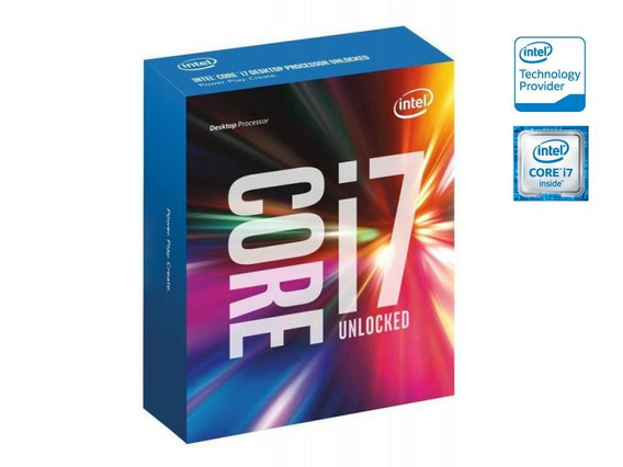Processador Core I7 Lga 2011-v3 Intel Bx80671i76850k Hexa C