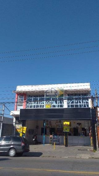 Salão Comercial Para Locação, Vila Costa, Suzano. - Sl0040