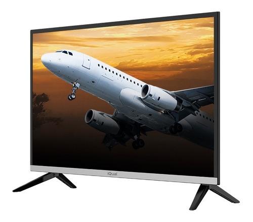 Smart Tv Led Hd 32 Pulgadas Iqual Q32 Hdmi Usb Netflix Wifi