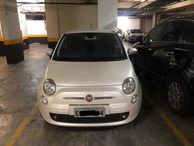 Fiat 500 1.4 Sport Dualogic 3p 2010