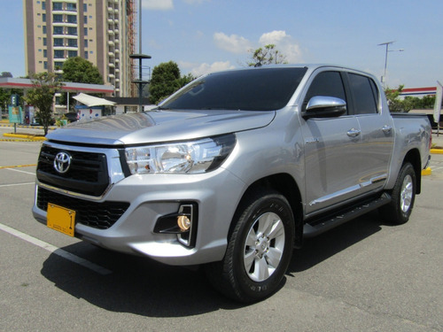 Toyota Hilux 2.8 Cc Automática Full 4x4