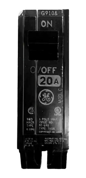 Pastilla Eléctrica General Electric Thqb 1120