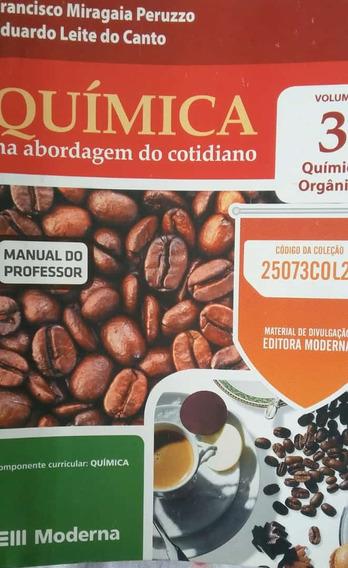 Química Na Abordagem Do Cotidiano 3 Manual Do Professor
