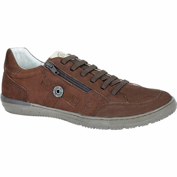 Sapatos Casual Masculinos Elastico Ziper Bmbrasil 865