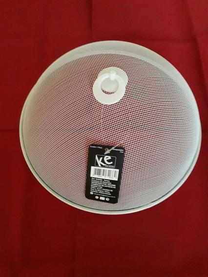 Cupola Para Alimentos Bolos Salgados Em Tela Inox Pintado