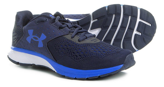 Tenis Under Armour Charged Rebel Sa Original