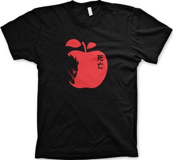 Camiseta Camisa Death Note Seriado Super Promoção