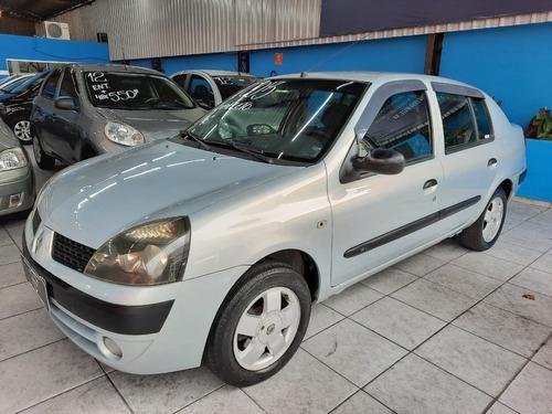 Renault Clio Sedan Privilege 1.6 2003 Completo
