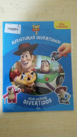Aventuras Divertidas Toy Story 3 - Cola E Descola