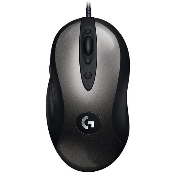 Mouse Logitech Mx-518 Gaming Usb - Black