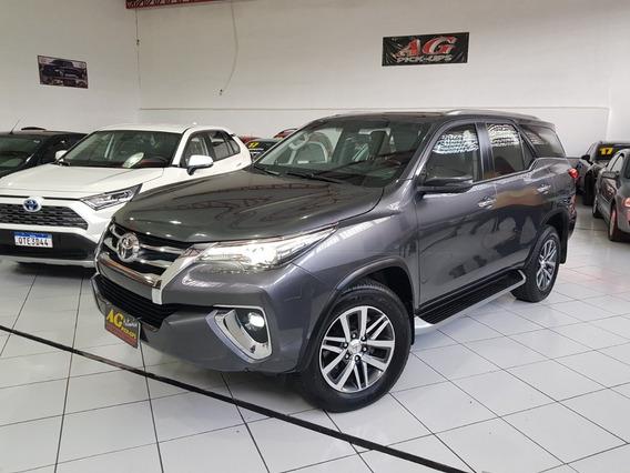 Toyota Hilux Sw4 Srx 2.8 Turbo 4x4 Blindada 2017/2018