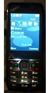 Celular Nokia E71 2 Chips Bateria Original