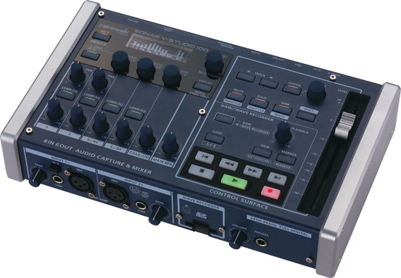 Roland Home Studio Sonar V-studio 100 - Como Novo!