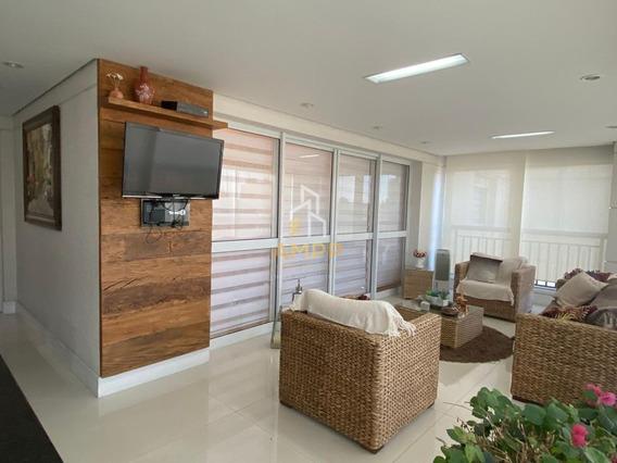 Apartamentos - Residencial - Condomínio Central Park Tatuapé - 1012
