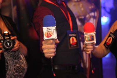 Show De Alfombra Roja Para Recepción De Eventos Varios!!!