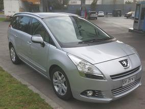 Peugeot 5008, 3 Corridas De Asiento, 14 Km X Lt,