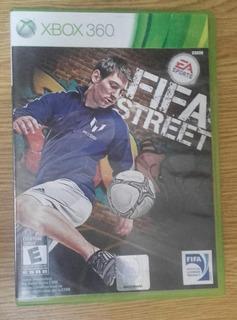 Fifa Street Xbox 360 Lenny Star Games