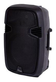Bafle Activo Potenciado Parquer 12 200w Bluetooth Usb Mp3 Sd