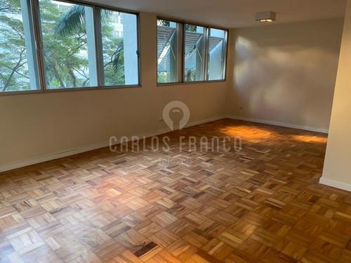 Imagem 1 de 15 de Belo Apartamento Reformado No Itaim Bibi - Cf70079