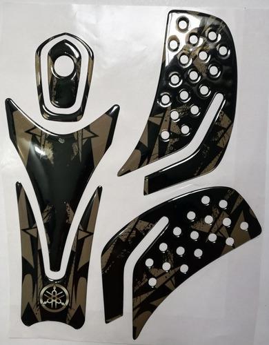 Imagen 1 de 1 de Protector De Tanque Yamaha Szr 150