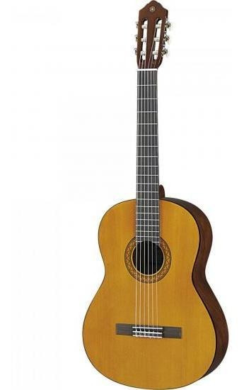 Violão Acústico Clássico Nylon C40mii Natural Yamaha