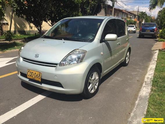 Daihatsu Sirion Full Equipo