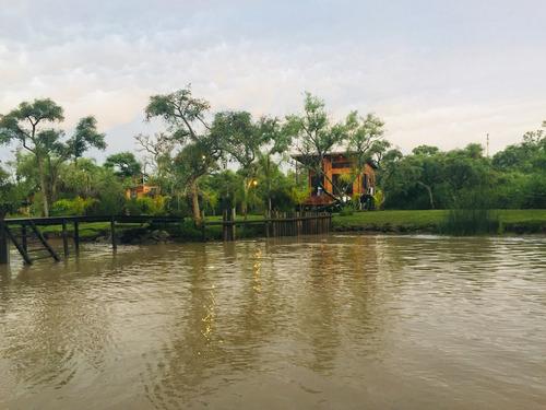 Cabaña Delta Tigre  Il Palmeto  Alquiler Temporario