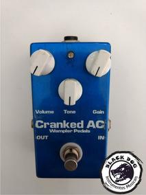 Pedal Para Guitarra Wampler Cranked Ac | Distorção | Usado
