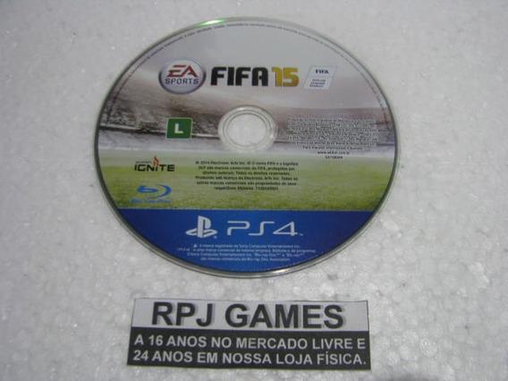 Fifa 15 Midia Fisica Original Só O Cd P/ Ps4 - Loja Rj
