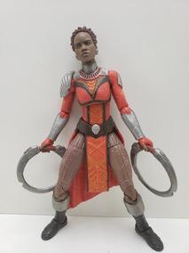 Nakia Marvel Legends Dora Milaje Pantera Negra Black Panther