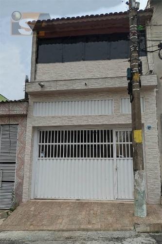 Casa Residencial Em Vila Virginia - Itaquaquecetuba, Sp - 3495