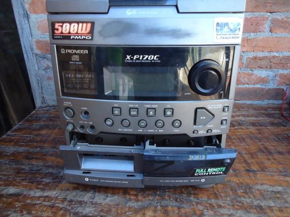 Radio Pioneer X-p170c Para Conserto Ou Pecas