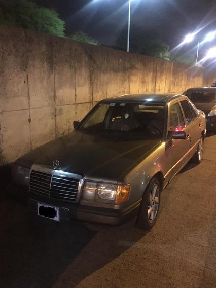 Mercedes W124 Om617 Turbodiesel Súper Económico