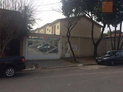 Sobrado Residencial À Venda, Jardim Belém, São Paulo. - So0632