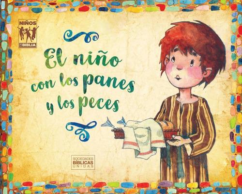 Imagen 1 de 2 de El Niño Con Los Panes Y Los Peces, Niños