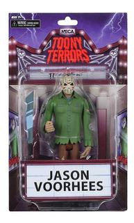 Jason Voorhees Toony Terrors 6 Pulg. Neca Original Replay