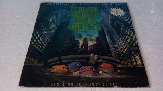 Lp Teenage Mutant Ninja Turtles - Trilha Sonora