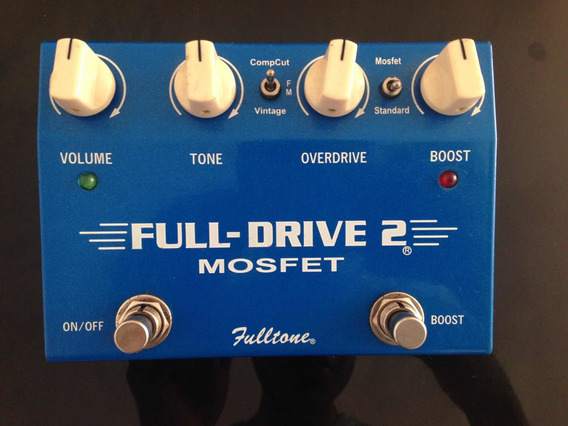 Full Drive 2 - Mosfet Fulltone Drive Overdrive