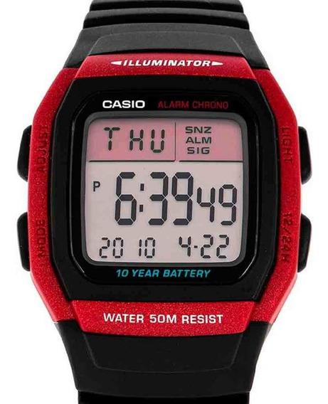Relógio Feminino Casio W-96h-4avdf