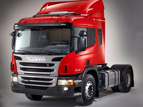 Scania G360 La 4x2 Por Solo $368.550 Y Saldo En Cuotas