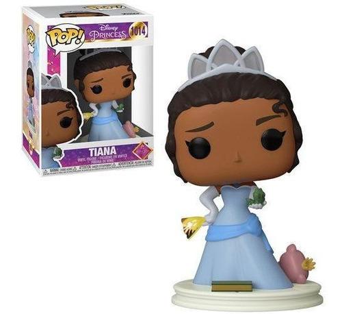 Imagen 1 de 1 de Tiana Disney Princess - Funko Pop Original