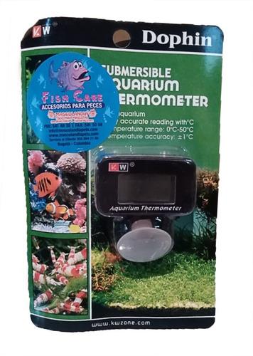Termómetro Digital Sumergible Dophin