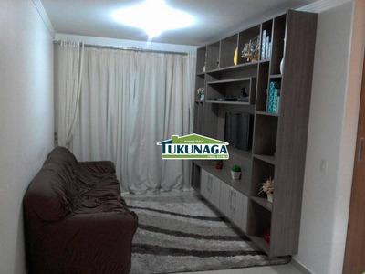 Excelente Apartamento Na Vila Rosália - Ap2518