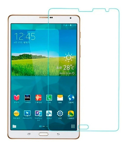 Vidrio Templado Gorilla Glass Protector Samsung Tab S 8.4