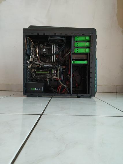 Computador Gamer Pc I5 4690+gtx 970 G1+16gb Mem. Ram Hyperx
