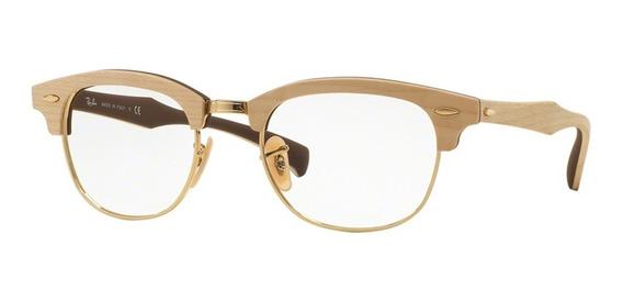 Ray Ban Clubmaster Rb 5154m Óculos De Sol