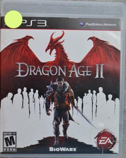 Dragon Age Ii (2) Ps3 Infinity Games
