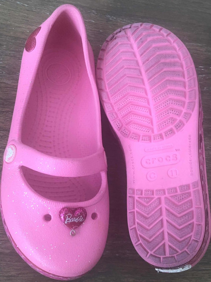 Crocs Barbie Niña